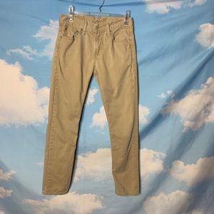 Levi's- Slim Khaki Pants size 30x30